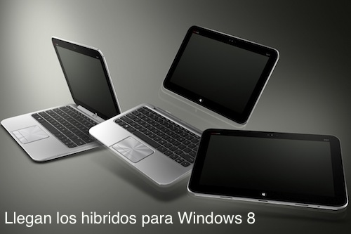 Tablet-portatil híbrido con Windows 8