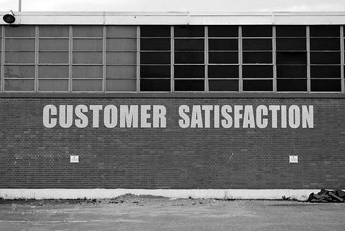 Importancia de la satisfacción de los clientes