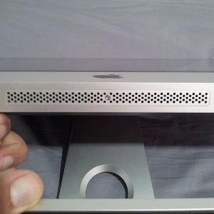 Tapa de los módulos de RAM en iMac