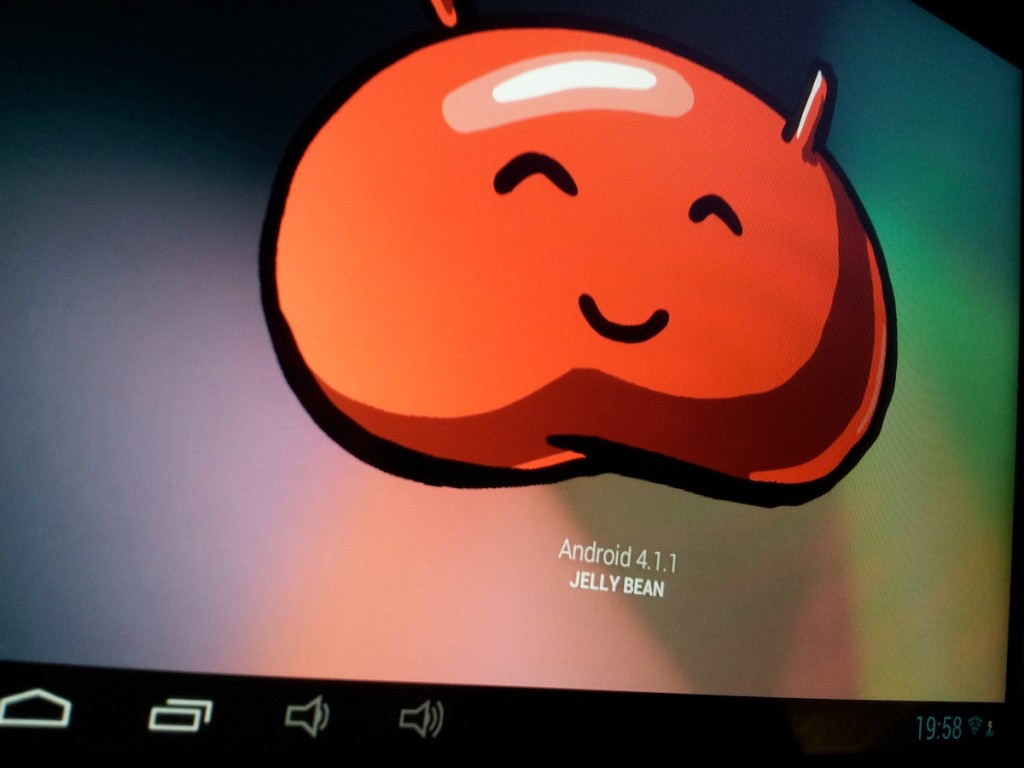 Pipo M1 con Jelly Bean