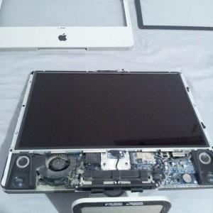 Carcasa iMac extraída