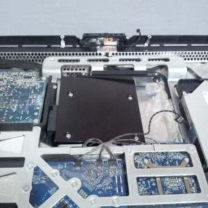 Disco duro SSD en iMac