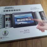 Unboxing y review del Pipo Max M1 tablet con Android Jelly Bean