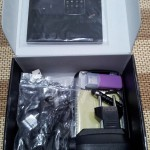 Contenido de la caja de ZTE V970