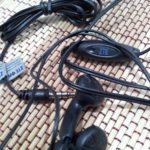 Auriculares originales del ZTE V970