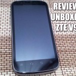 Review y unboxing del ZTE V970 Android dual SIM y doble núcleo