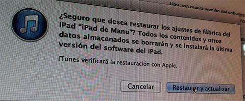 Instalar iOS 6.1