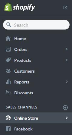 Dominio en Shopify